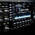 <b>ICOM</b> IC7700 : Vérifier le numéro de série avant achat (version du PA et des filtres de bande)