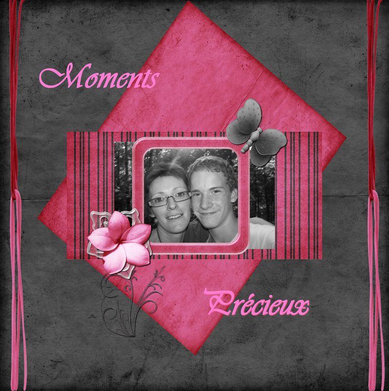Moments précieux