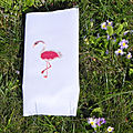 Petit cadeau Flamingolino