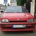 Honda civic crx 1.6i-16 (1985-1987)