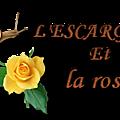 Conte Anderson - L'<b>escargot</b> et la rose