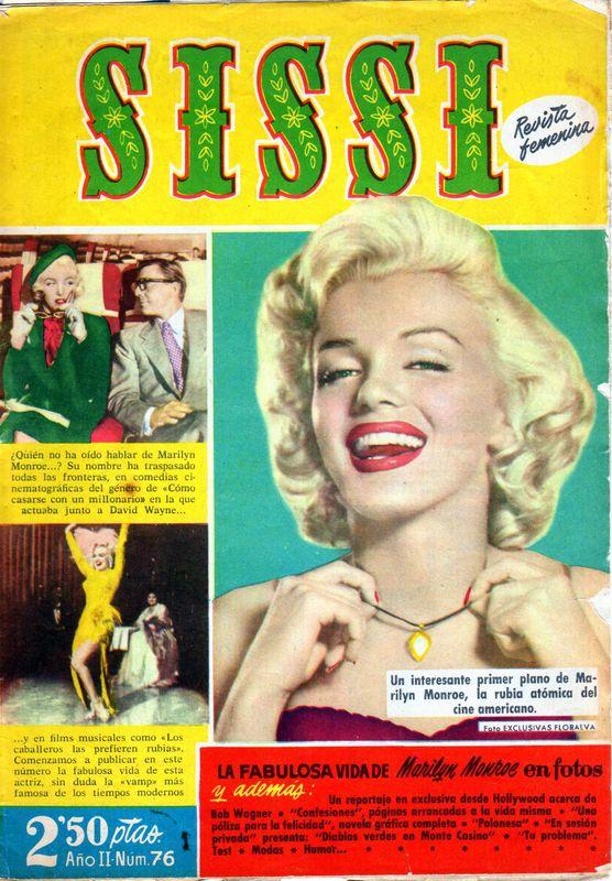Sissi N°76 1958