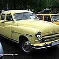 Ford vedette de 1953 (retrorencard mai 2017)