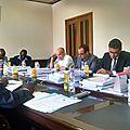 Etude de faisabilité du tronçon ferroviaire Douala-Ngaoundéré. Une réunion de démarrage pour le lancement du projet