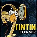 Tintin et la mer, ouvrage collectif