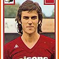 Patrick BATTISTON FC Metz 1976