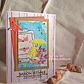 Les cartes de mai et de juin pour little scrap ! ...