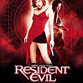ALICE AU PAYS DES ZOMBIES (Resident Evil / Résident Evil : Apocalypse)