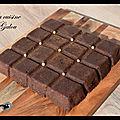 Fondant au chocolat au micro-onde !!!