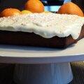 Glaçage réussi pour gâteau trop cuit