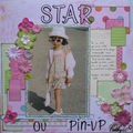 STAR OU PIN-UP