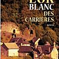 L'<b>OR</b> <b>BLANC</b> DES CARRIERES - JEAN-PAUL ROMAIN-RINGUIER - CITY EDITIONS - EN LIBRAIRIE LE 29 AVRIL 2016 !