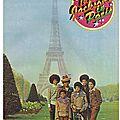 Les Jackson 5 à Paris, novembre 1972