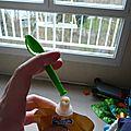 BABY'CLIPS la première <b>cuillère</b> à clipser {Test}