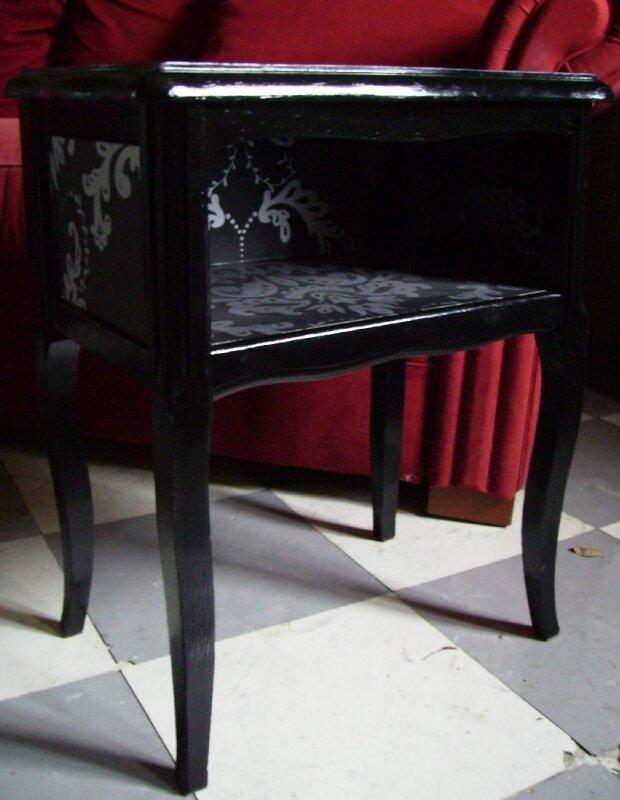 Chevet baroque