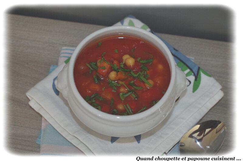 soupe de légumes à la marocaine-4593