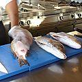 atelier cuisine au Kemp : tartare 24 janv 2012