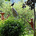 Le jardin du sculpteur - vars-saint-marcellin (guillestrois)