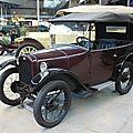 DIXI type DA-1 1928 Bruxelles Autoworld (1)
