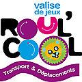 Logo ROUL'COOL pour la Fondation Entreprise Réussite Scolaire