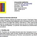 Un livre pour apprendre les couleurs
