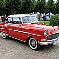 Opel rekord berline 2 portes (1953-1957)(9ème Classic Gala de Schwetzingen 2011) 01