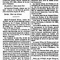 L'Affaire Hibon de Frohen et famille de Brancas