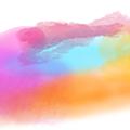 Quand les nuages seront multicolores