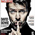 David bowie dans la presse française