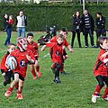 14-15, Ecole de Rugby, tournoi, 22 novembre 14