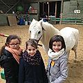 Séjour à la ferme du Monceau des premières et deuxièmes années de l'école Les Sources