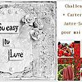Résultats du challenge carterie n° 5 de mai 2011
