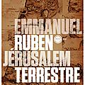 Jérusalem, dernière marge : l'impression de trouver (enfin ?!) une famille