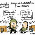 Afghanistan, soldats français morts, italie, services secrets, embuscades et arnaque à l'italienne ?