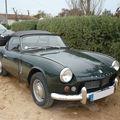 <b>TRIUMPH</b> Spitfire MK2 convertible