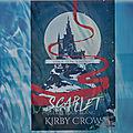 Service presse du boudoir ecarlate : scarlet et le loup blanc tome 4 : le pacte interdit (kirby crow)