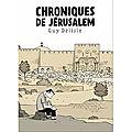 Jérusalem pavée de bonnes intentions