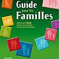 Le guide des familles par le centre socioculturel calade