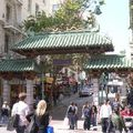 San Francisco Chinatown, Grant Avenue