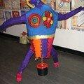 Expo école 2006-2007 : L'Art en corps