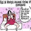 ps hollande fille humour
