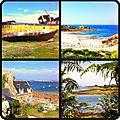 Bretagne, carte postale photos 1