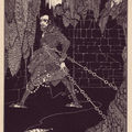 Harry clarke, edgar poe 3