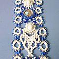 Quelques bracelets ... perlés