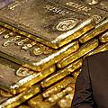 Le Venezuela préfère la <b>Turquie</b> à la Suisse pour le raffinage de l'or