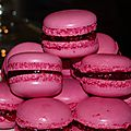 Macarons avec le cook'in