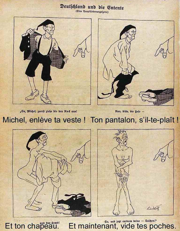 Michel ton pantalon