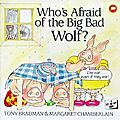 The Big <b>Bad</b> Wolf and The three little pigs, Séquence Family/Clothes/Have got, cycle 2
