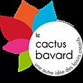 Notre sponsor de septembre - le cactus bavard