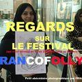 QUAND Robert Chausse fait rimer FRANCOFOLLY' AVEC FRANCOPHONIE...
